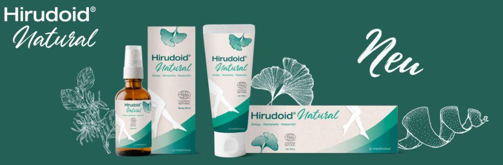 Hirudoid Natural